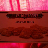 Jules Destrooper Almond Thins Almond Butter Cookies uploaded by brittney h.