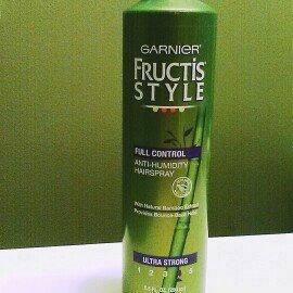 Photo of Garnier Fructis Style Full Control Anti-Humidity Aerosol Hairspray uploaded by Cierra M.