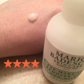 Photo of Mario Badescu Eye Make-Up Remover Gel (Non-Oily) uploaded by Kimberly T.