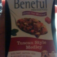Beneful Tuscan Style Medleys With Beef Carrots Rice And Spinach uploaded by Nalia R.