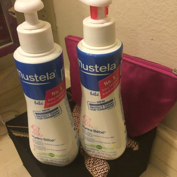 Photo of Mustela Hydra-Bebe Lotion uploaded by Sandra M.