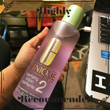 Clinique Clarifying Lotion 2 uploaded by ariana c.