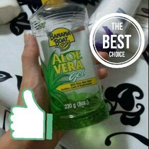 Banana Boat Soothing Aloe After Sun Gel uploaded by Vanja C.