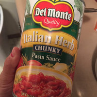 Del Monte Chunky Garlic & Herb Pasta Sauce 26 oz. Can uploaded by Wendy C.