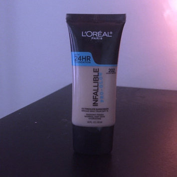 Photo of L'Oréal Paris Infallible® Pro Glow Foundation uploaded by Erikah N.