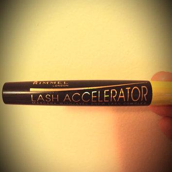 Rimmel Lash Accelerator Mascara uploaded by Lakeithia S.
