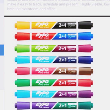Photo of Expo Dry Erase Markers uploaded by Marta C.