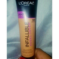 L'Oreal Paris Infallible Total Cover Foundation 306 Buff Beige 1.0 fl. oz. Tube uploaded by Tionna R.