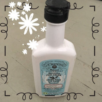 Photo of J R Watkins JR Watkins - Natural Apothecary Rejuvenating Foot Cream Peppermint - 11 oz. uploaded by Chasidy D.