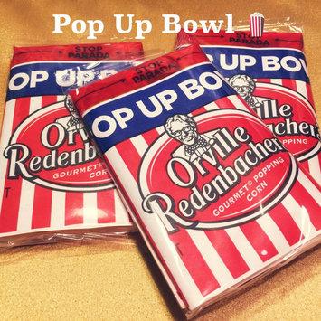 Photo of Orville Redenbacher's Gourmet Popping Corn SmartPop! Pop Up Bowl Bags Butter - 3 CT uploaded by Landa H.