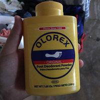 Olorex Foot Deodorant Powder 7.05 oZ uploaded by Bianka R.