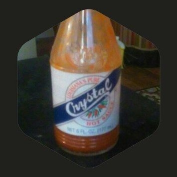 Crystal Hot Sauce, 6 oz (Pack of 2) uploaded by Karen M.