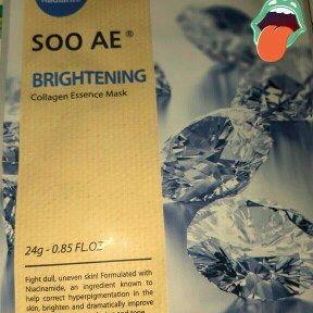 Photo of Soo Ae Snail Collagen Brightening and Moisture Mask uploaded by Margarita R.
