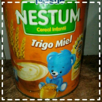 Nestlé® Nestum® Wheat & Honey Infant Cereal 10.5 oz. Canister uploaded by Yoselin R.