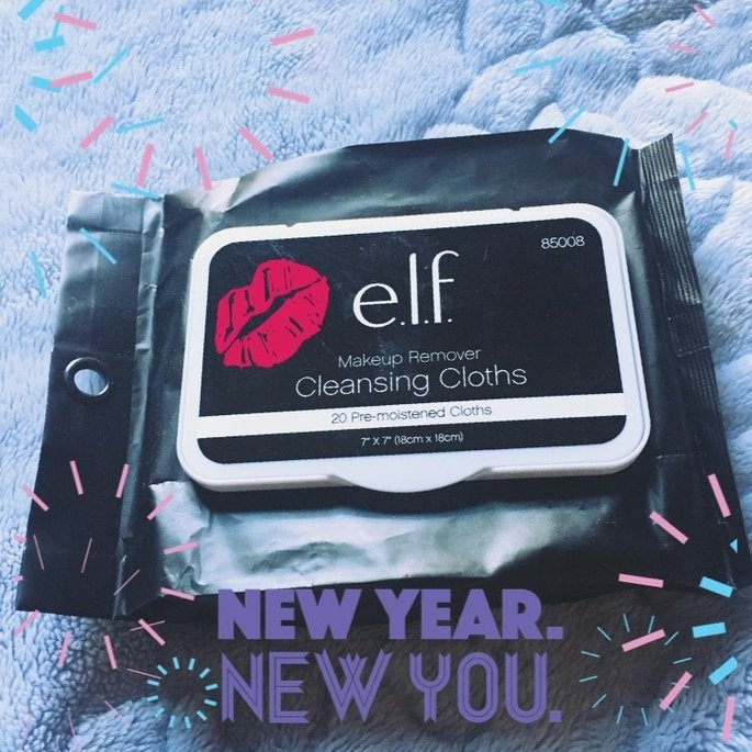 e.l.f. Studio Makeup Remover Cleansing Cloths uploaded by Brenda Z.