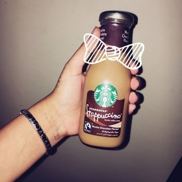 Starbucks Coffee Starbucks Frappuccino Mocha Coffee Drink 9.5 oz uploaded by Dalal A.