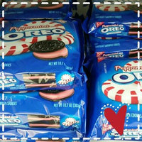 Nabisco Oreo Sandwich Cookies Peppermint Creme Chocolate uploaded by Jessica R.