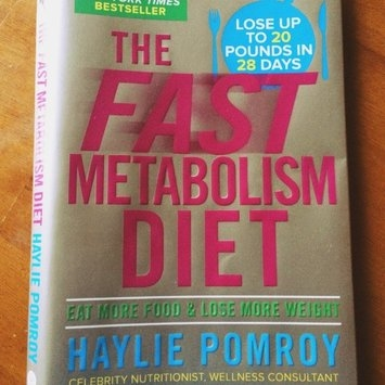 The Fast Metabolism Diet: Eat More Food and Lose More Weight uploaded by Kaylyn M.