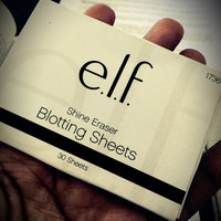 Shine Eraser Blotting Sheets uploaded by skyler B.