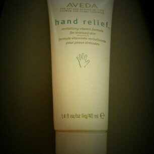 Photo of Aveda Hand Relief 1.4 oz uploaded by Carmel A.