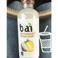BAI Design Bai Antioxidant Cocofusion Puna Coconut Pineapple Antioxidant Beverage, 18 fl oz uploaded by Sandra S.