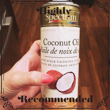 Spectrum Coconut Spray Oil uploaded by Mariana J.