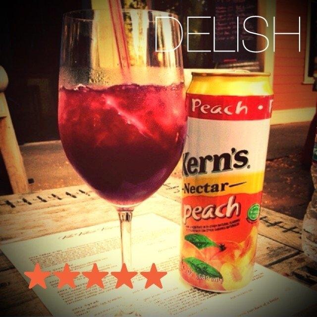 Kern's® Peach Nectar 23 fl. oz. Can uploaded by Carolyn W.