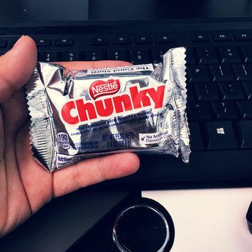 Photo of Nestlé Chunky Milk Chocolate with Peanuts & Raisins Bar uploaded by Paige C.