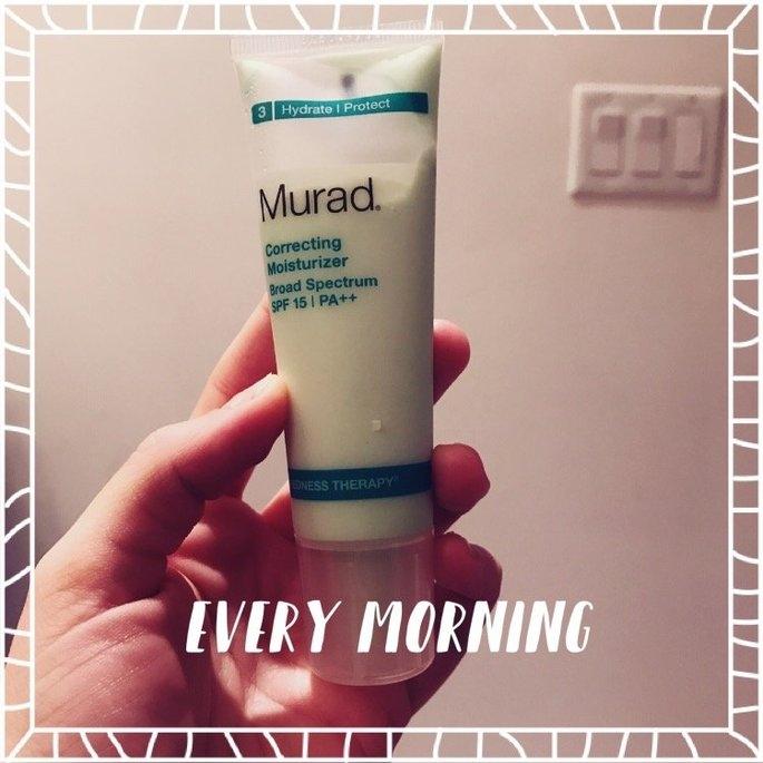 Murad Correcting Moisturiser SPF15 (Redness Therapy) 50ml uploaded by Michelle W.