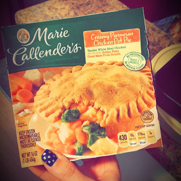 Photo of Marie Callender's Pot Pie Creamy Parmesan Chicken uploaded by Felecia F.