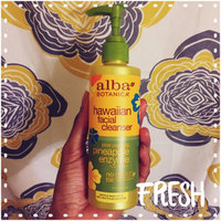 Alba Hawaiian Facial Cleanser Lotion uploaded by Christal M.