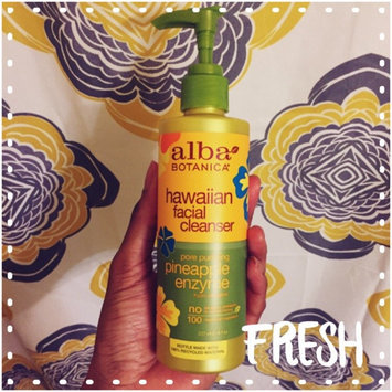 Alba Botanica Hawaiian Facial Cleanser Pore Purifying Pineapple Enzyme uploaded by Christal M.