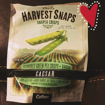 Photo of Harvest Snaps Snapea Crisps Lightly Salted uploaded by Alyssa S.