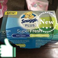 Snuggle® Plus SuperFresh™ Fabric Softener 70 ct Box uploaded by Estefania S.