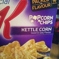 Special K® Kellogg Popcorn Chips Baked Snacks Sweet & Salty uploaded by Rachael C.