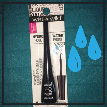 Photo of Wet N Wild H2O Proof™ Liquid Eyeliner uploaded by Mabely L.