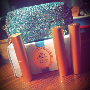 Photo of Too Faced Le Petite Tresor uploaded by Catie  M.