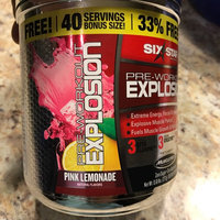 Six Star Pre-Workout Explosion Pink Lemonade Dietary Supplement Powder, 0.61 lbs uploaded by Patrick S.