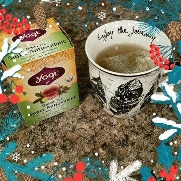 Yogi Tea Green Tea Super Antioxidant uploaded by Gillian G.