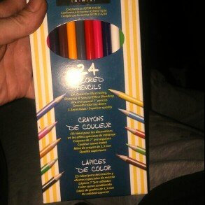 Sargent Art Color Pencils, Assorted Colors, Box Of 24 uploaded by Autum E.