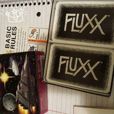 Publisher Services Inc Star Fluxx uploaded by Jreya K.