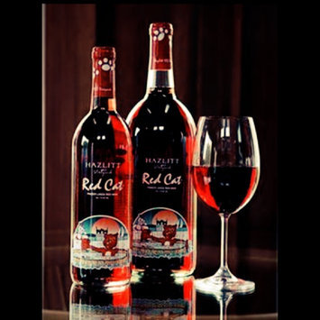 Photo of Hazlitt Red Cat Wine  uploaded by Danielle W.