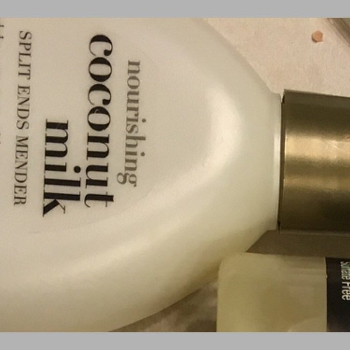 Organix Coconut Milk Split Ends Mender uploaded by Kk M.