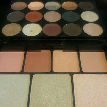 NYX Butt Naked - Underneath It All Palette uploaded by Ashlie M.