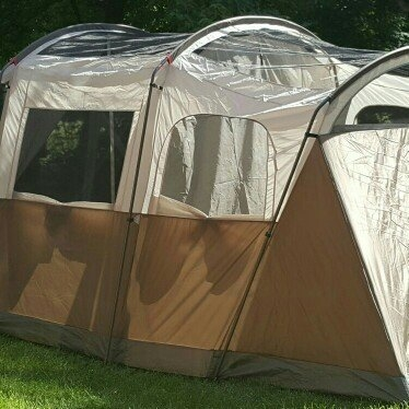 Coleman WeatherMaster 6 Screened Tent uploaded by Courtney S.
