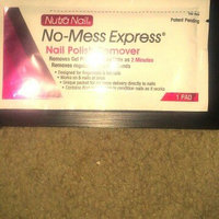 Nutranail Gel Perfect No-Mess Nail Polish Remover Pads uploaded by Vera W.