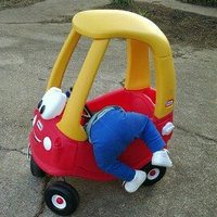 Little Tikes Cozy Coupe  uploaded by Gina B.