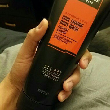AXE Cool Charge Body Wash uploaded by Charles P.
