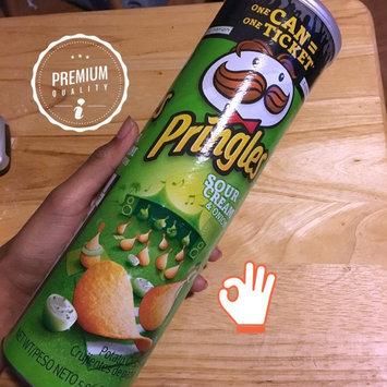 Pringles Potato Crisps Sour Cream & Onion uploaded by Azalia R.