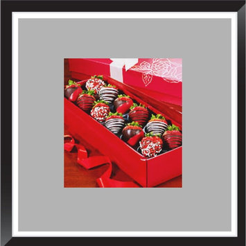 Photo of Bouquet of Fruits Valentine Chocolate Dipped Strawberries uploaded by C G.